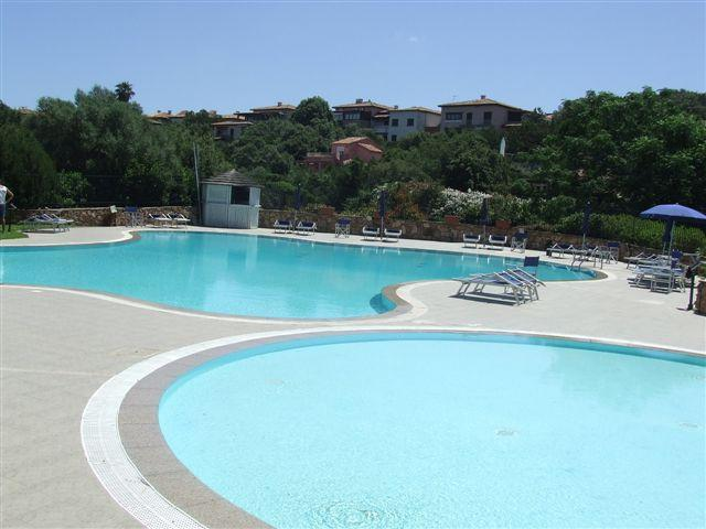 Smeralda Village Porto Rotondo, Olbia-Wohnung 2-zimmer-wohnsitz mit pool