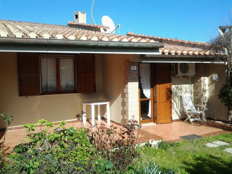 Wohnung 3 stück das Tal der residence Costa Rei Sardinien