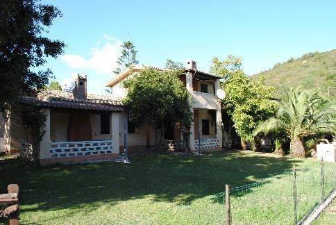 Wohnung 4 zimmer Hügel Residenz in Costa Rei Sardinien