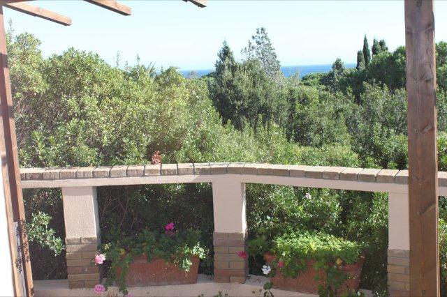 Villa Panoramique bord de Mer 150m Santa Margherita di Pula