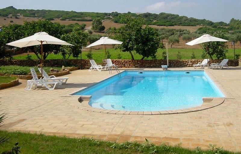 Apartament z 3 Sypialniami hotelu Village z Basenem w Alghero