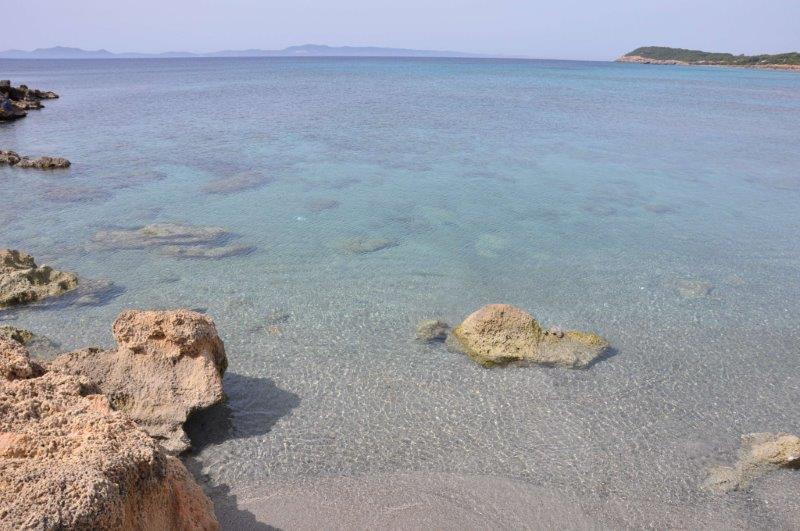 Maison Vacances Gatta Volpe 900m de la mer Porto Pino