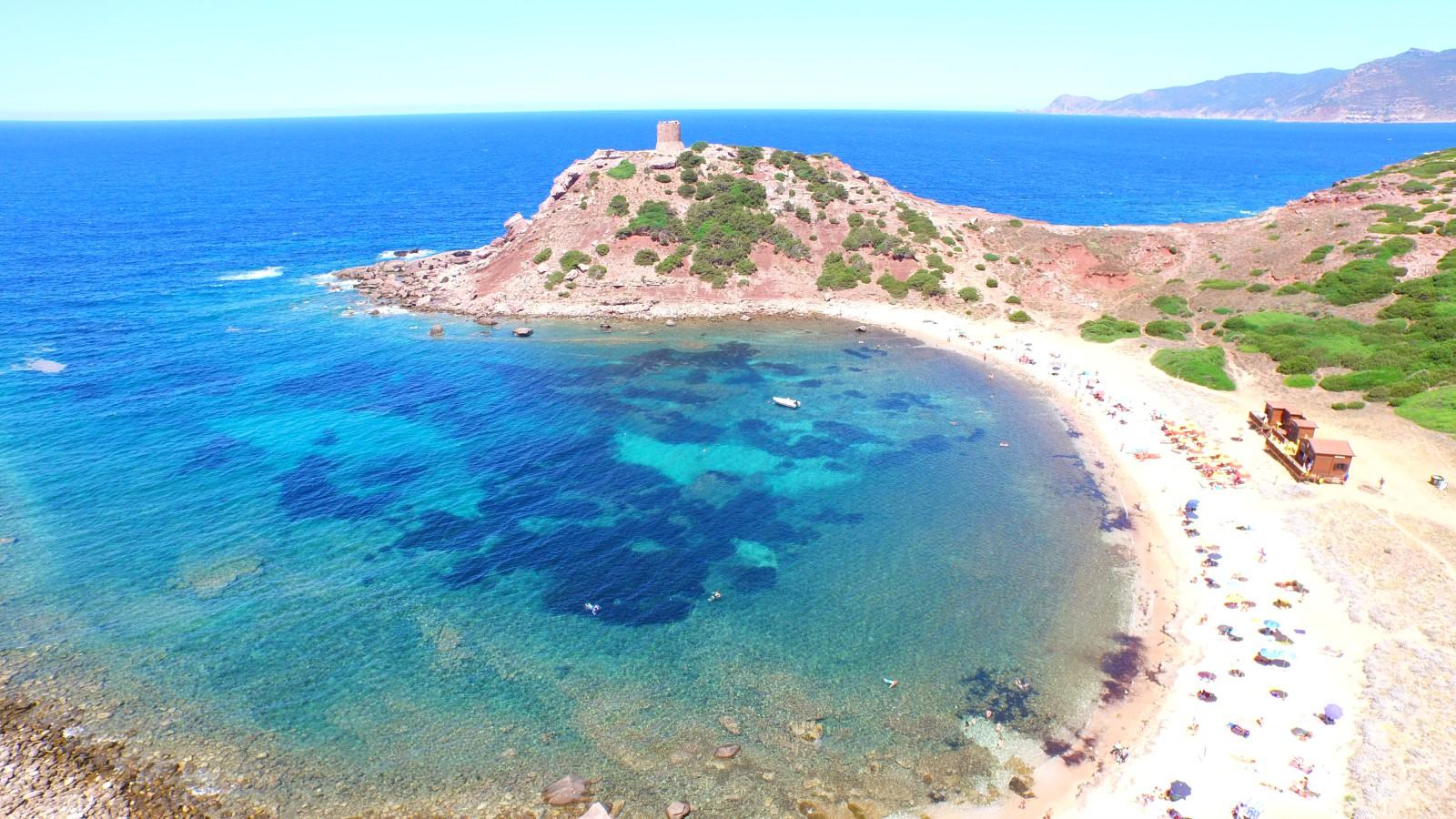 Mobil-Home de luxe Camping village bord de mer Alghero