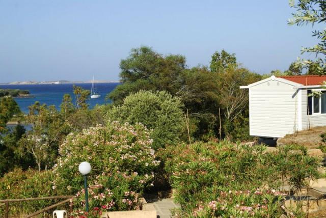 Camping Bungalow Mobil-Home Palau Sardinien