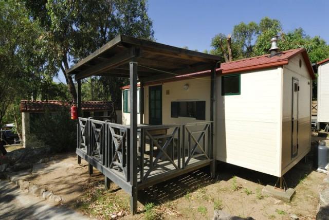 Mobilheim Standard-Camping am meer in Palau