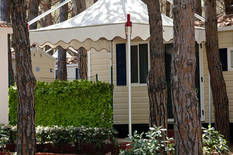 Camping Bungalow Mobil-Home Sardinien Gallura