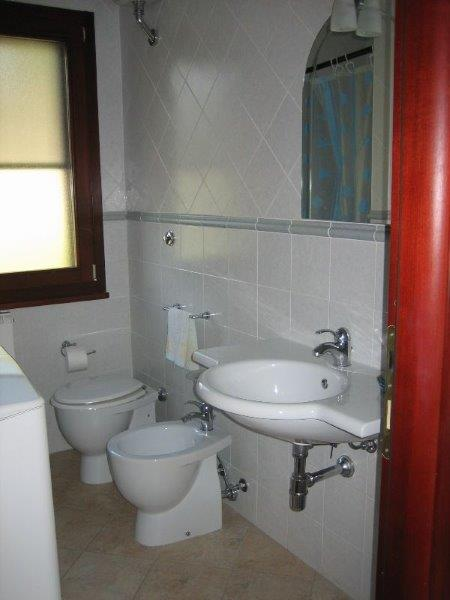 Apartament  Pia1  700 m od morza na Porto Pino Sardynii