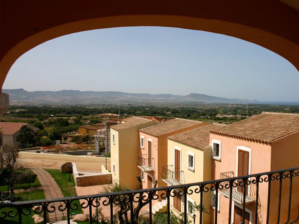 Ferienwohnung urlaub 2 Teile Residenz mit pool Badesi