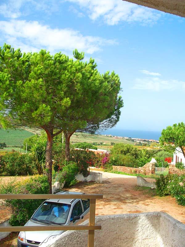 Willa z Panoramicznym widokiem na trzy części La Muddizza Valledoria