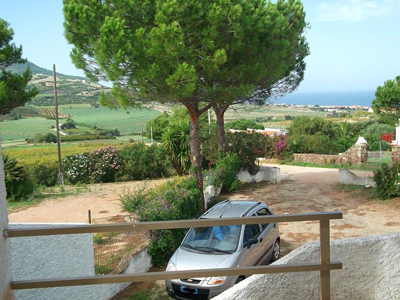 Panorama-Villa am meer La Muddizza Valledoria