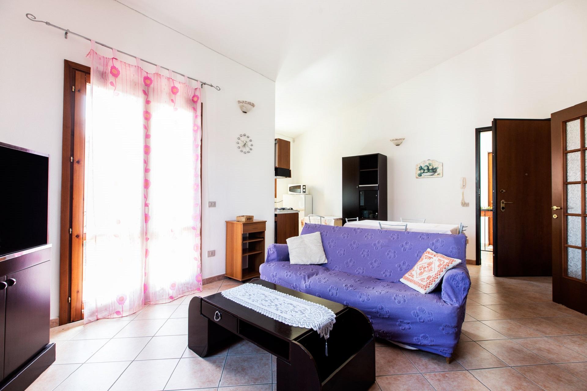 Appartement vacances Aurora 2 Centre ville Pula Sardaigne
