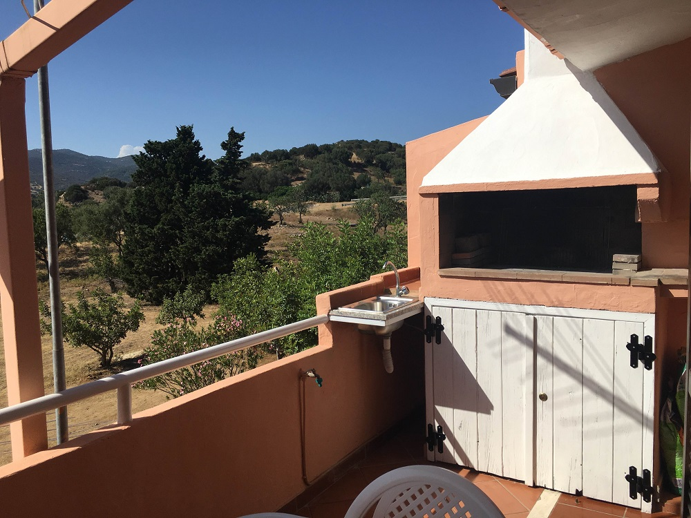 Appartement vacance panoramique Villasimius Sardaigne