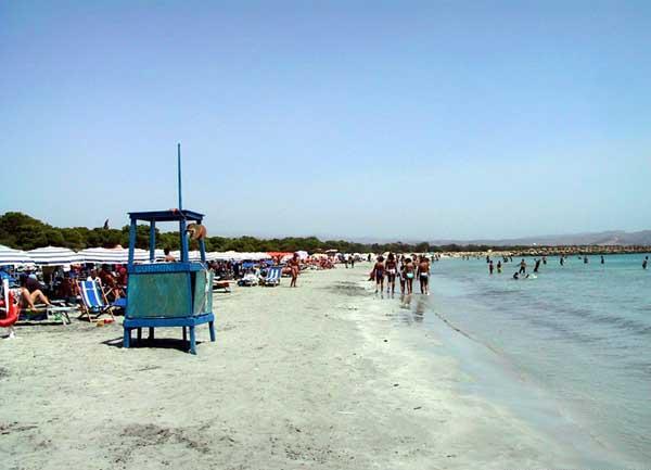 Вилла Белоснежка 600м от Пляжа Порто Пино Сардиния