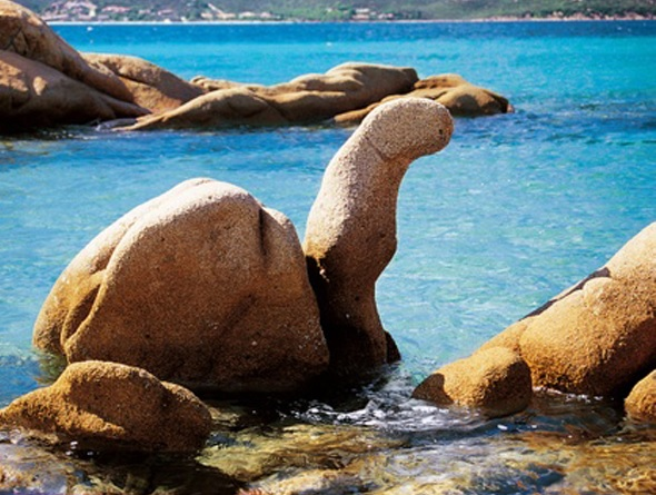 Ferienwohnung Urlaub meerblick, 50m vom strand Cala Girgolu, San Teodoro