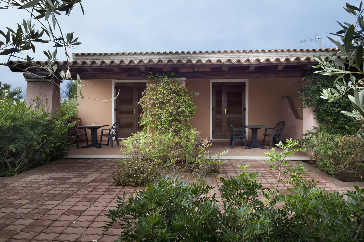 Apartments Bilocal at the residence of Cala Ginepro Orosei 4 Il Mirto