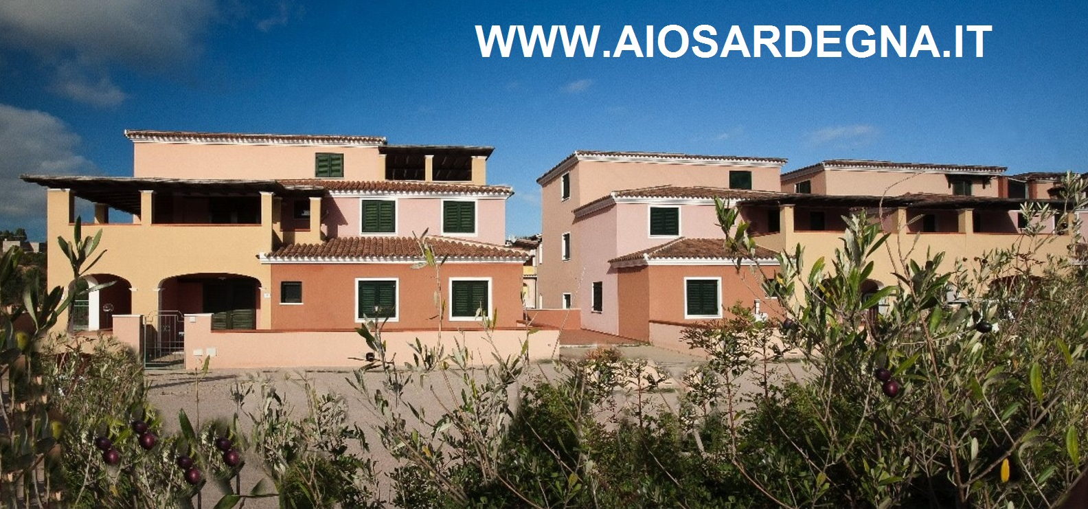 Apartment Le Ginestre Cala Liberotto 2 bedrooms 3 pax