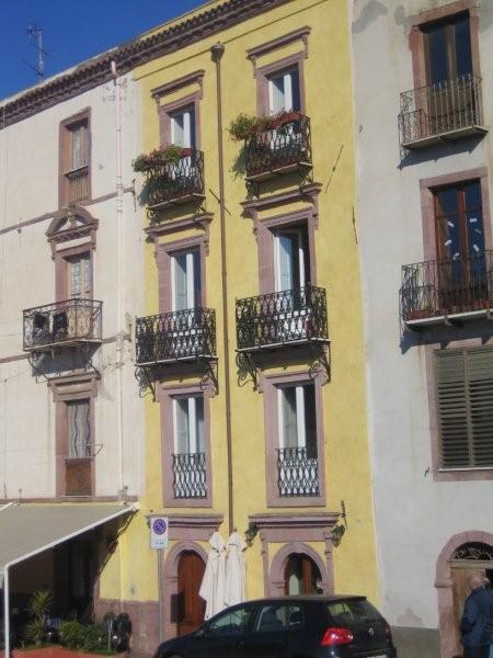 Apartament Panoramiczne Monolakale Bosa