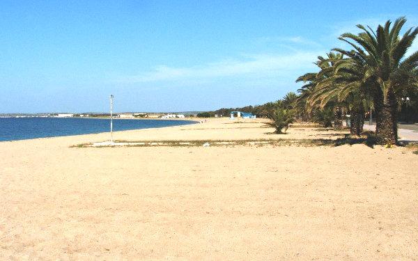 Location Vacances Torregrande 100 mètres de la plage