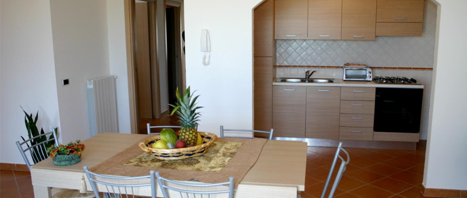 Panoriamc Residence  Alghero Villa for 4 persons
