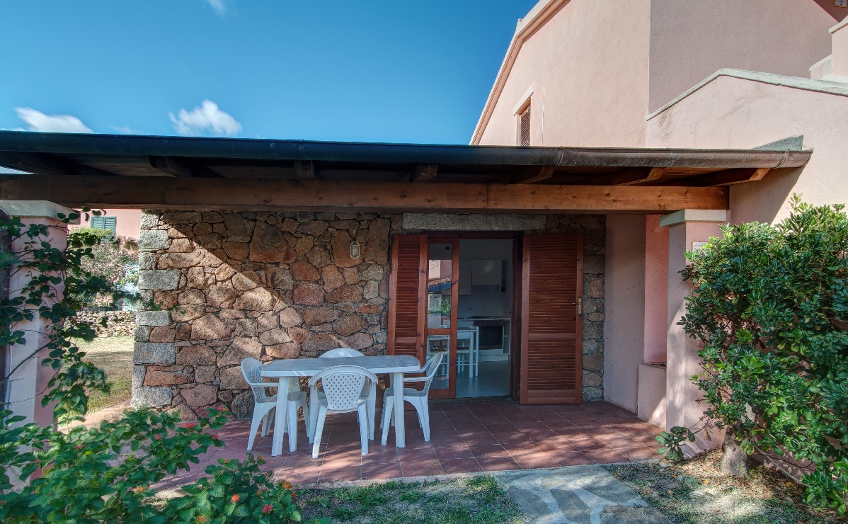 Residence la Cinta in San Teodoro Holiday Villa 6 persons