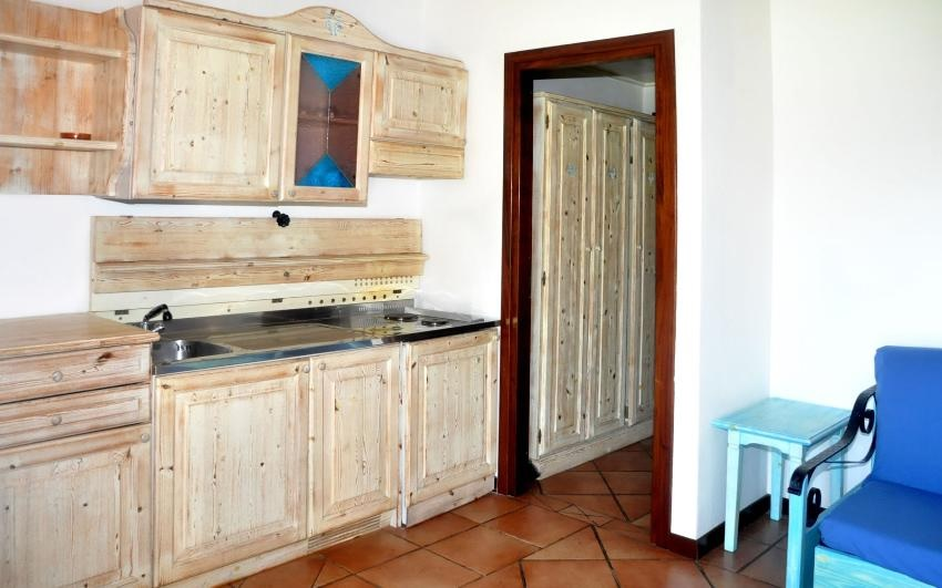 Residence Resort San Teodoro 2 Bedrooms Apartment for 4 People