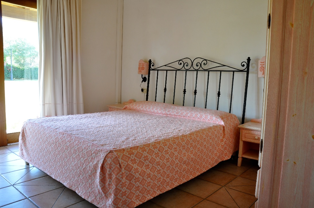 Residence Resort San Teodoro Villa 3 rooms 5 Pax