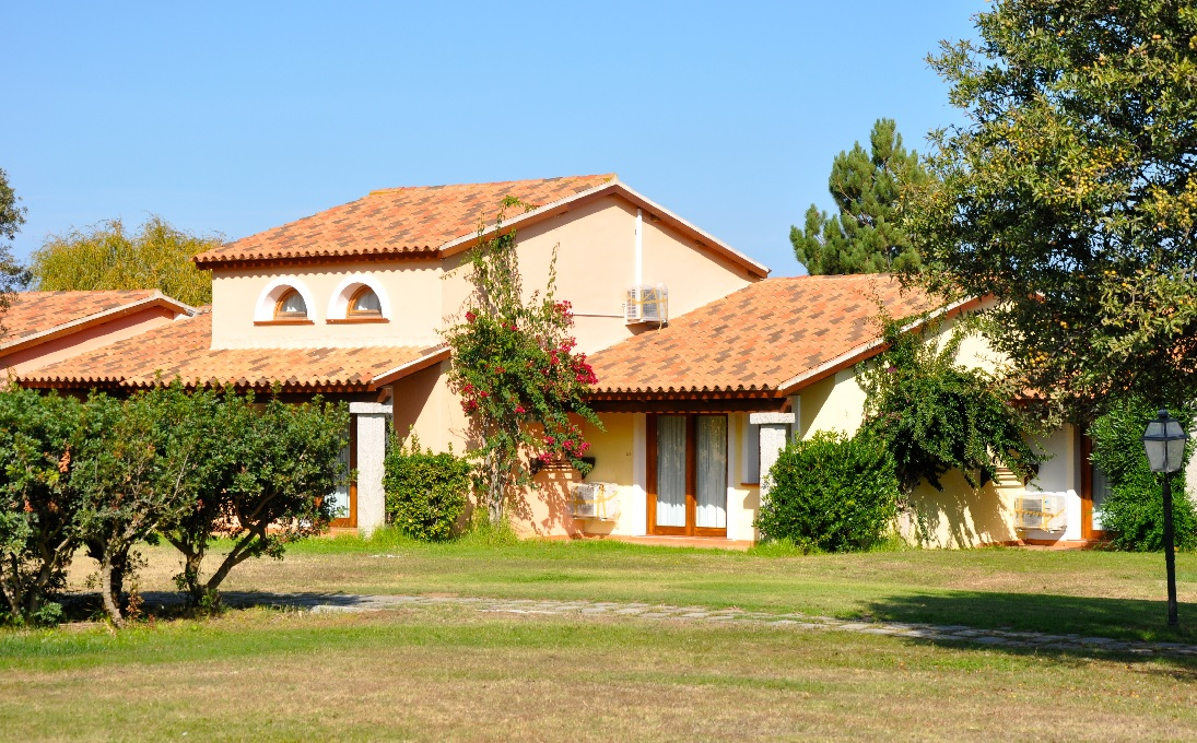 Residence Resort San Teodoro Three-Bedroom Villa for 6 People