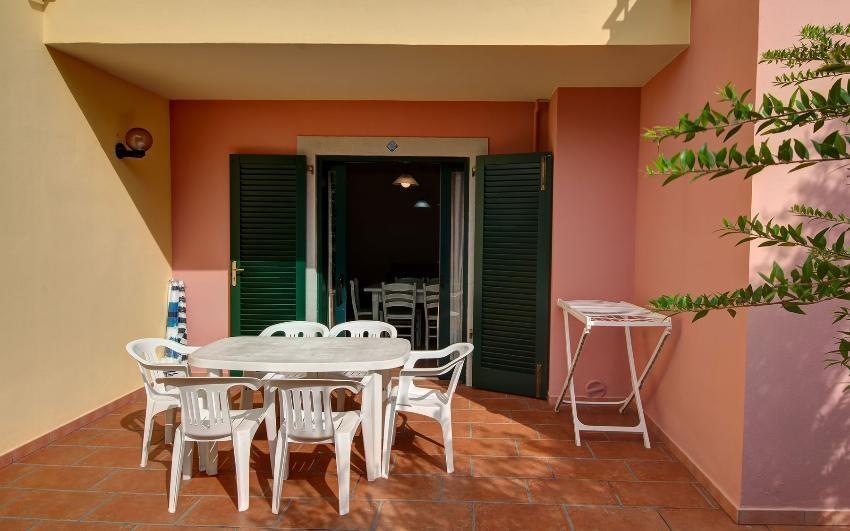 Residence Rena Bianca 3 pièces Santa Teresa di Gallura