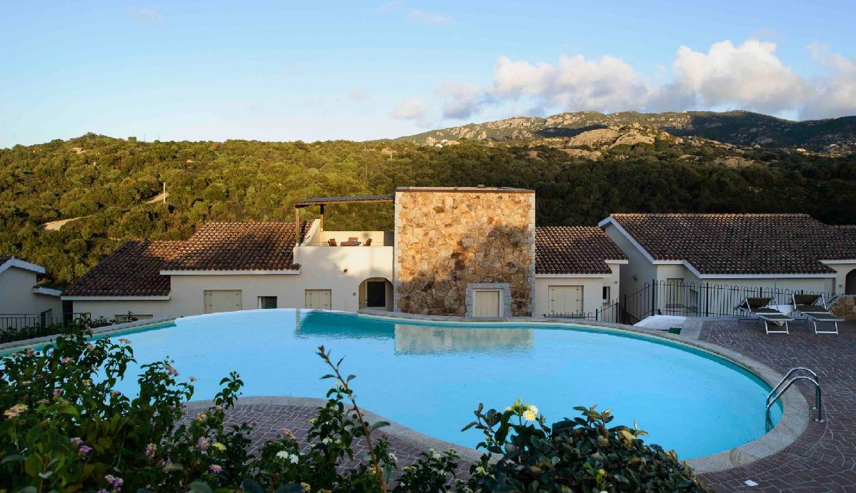 Residence Sardinia Appartement 4 pièces 8 Baia Sardinia Olbia