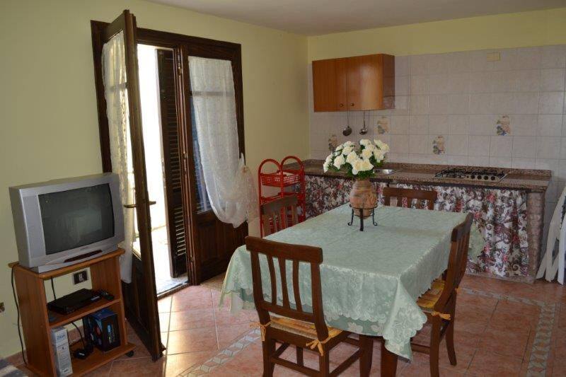 Apartment ferien-3 1. etage mit panoramablick Chia