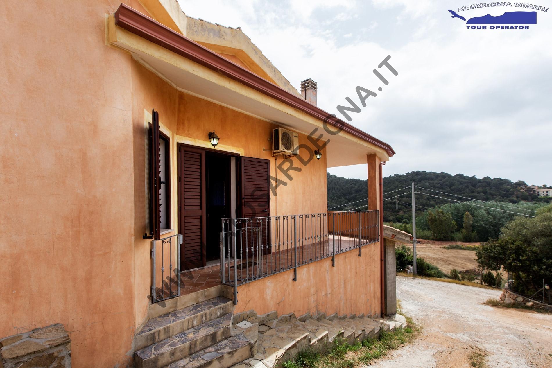 Willa Rosa Panoramiczna Chia Południowa Sardynia