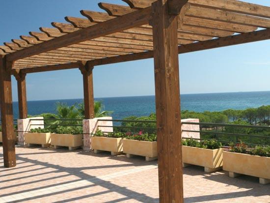 Porto Corallo 3 piéces Residence bord de mer Costa Rei