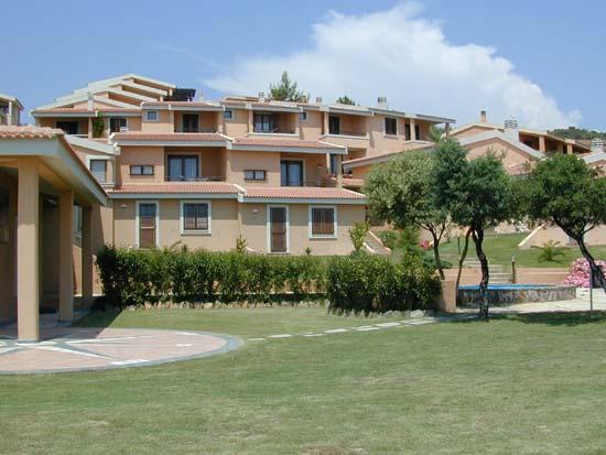 Porto Corallo 3 stück Residence bord de mer Costa Rei