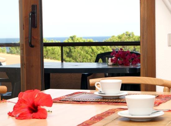 Porto Corallo 4-pokojowy Pobytu nad morzem w Costa Rei Sardynia