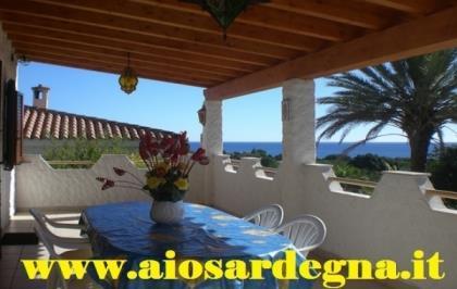 Mieten Ferien, Villa, Appartement Häuser Residenz in Costa Rei Bord von Mir