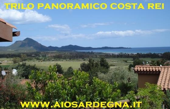 Wynajem Mieszkanie Willa Rezydencja w Costa Rei Brzegiem Morza na wschodnim wybrzeżu Sardynii
