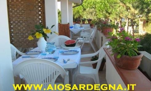 Ferienwohnung ferien in Süd sardinien Mieten ferienhaus Porto Pino, Sardinien