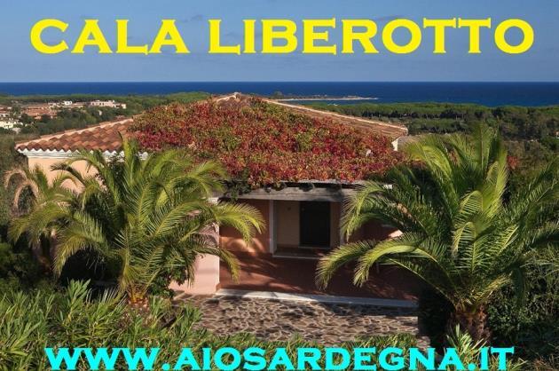 RENTAL VACANCY RESIDENCE CALA GINEPRO CALA LIBEROTTO OROSEI SARDINIA