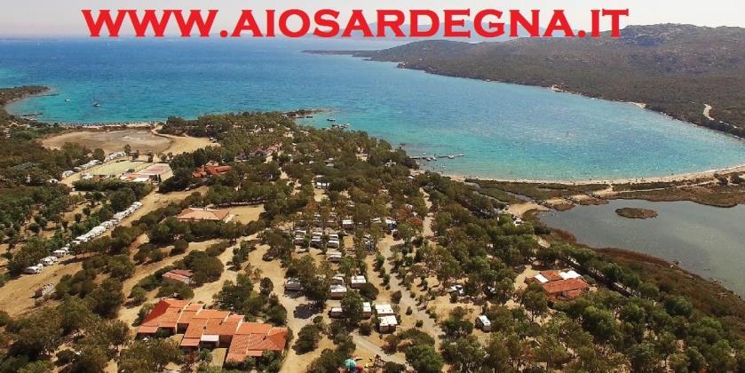 Urlaub Camping Bungalow Mobil-Home Palau Sardinien Nord
