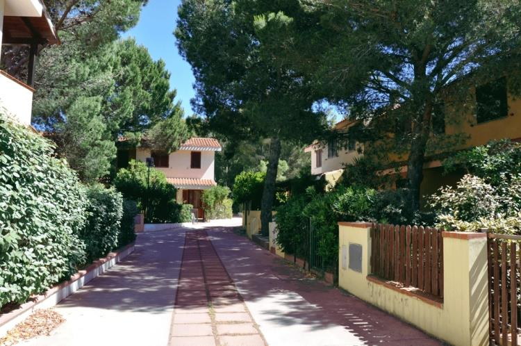 Residence Porto Pino vacation Rental Apartment