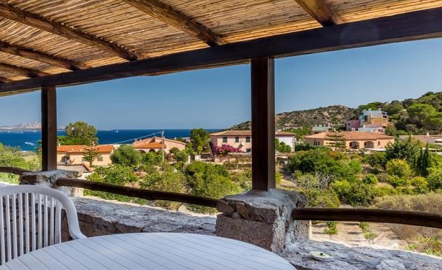 Wynajem Studio Rezydencji W Baja Sardinia Costa Smeralda, Gallura, Sardynia