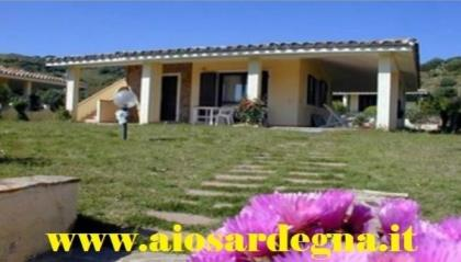 Villasimius sardaigne sud location vacance grande villa familiale bord de plage simius