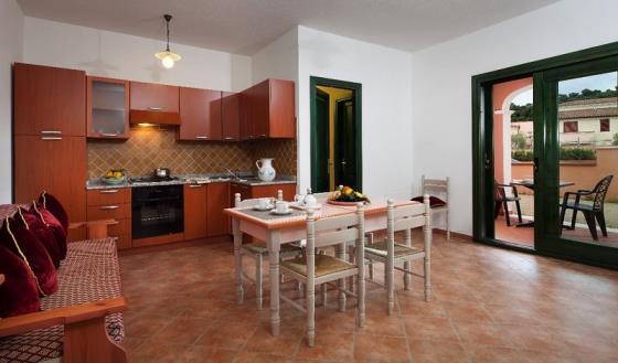 Cala Liberotto Orosei Côte Orientale Sardaigne résidence Location vacances