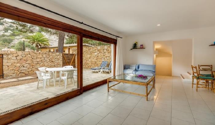 Residence Baia Baja Sardinia seaside Olbia Costa Smeralda family Apartment with two bathrooms