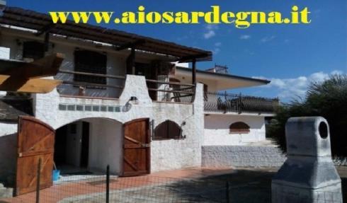 Location maison de vacances plage Porto Pino Sardaigne
