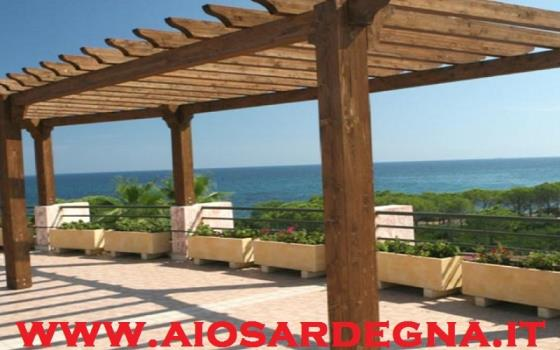 Rezydencja nad Brzegiem Morza Porto Corallo Costa Rei Sardynia Wynajem Apartamentów (przyjazny rodzinie)