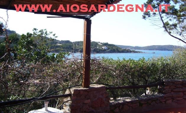 Appartement vacances Bord de mer Face à la mer Plage Cala Girgolu San Teodoro