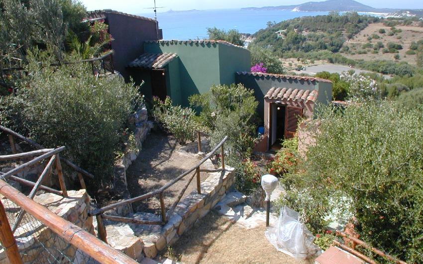 Location vacances Villasimius Sud de la Sardaigne Villa Vacances prés de la plage Is Traias