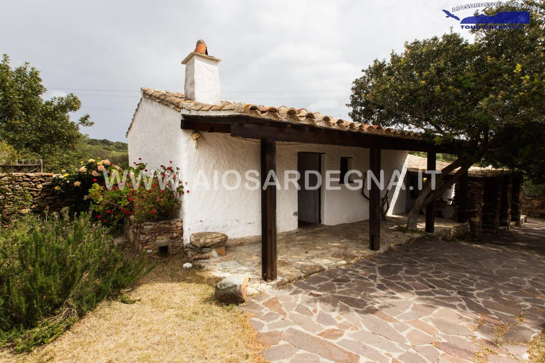 Ferienwohnungen villa im sardischen stil mit garten, terrasse, unabhängige Capo Malfatano Chia Sardinien