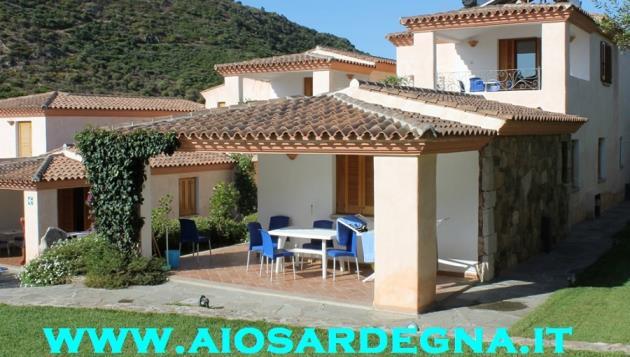 Ferienhaus Budoni, Sardinien, Studio, appartement Residenz villa am meer